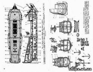Книга Михайлов Модели Парусных Кораблей